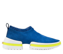 Der Sw-612 Sneaker - Royal Blue