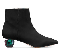 Der Dark Star Bootie - Black