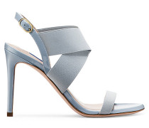 Die Alana Sandale - Dovetail Blue Gray