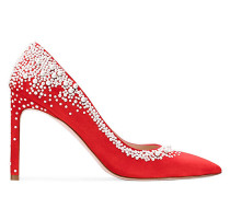 Die Lumina 95 Pumps - Follow Me Red