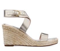 Die Lexia Sandale - Platino Gold