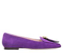 Die Slipknot Flats - Hyacinth Purple
