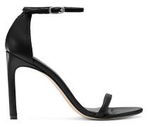 Die Nudistsong-Sandale - Black