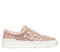 Der Pearline Sneaker - Buff Blush