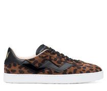 Der Daryl Sneaker - Cappuccino Brown