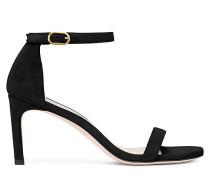 Die Nunakedstraight Sandale - Black