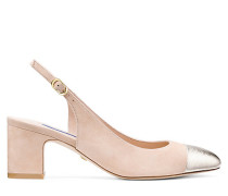 Der Loraina Pumps - Adobe Beige