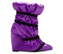 Der Duvet Bootie - Hyacinth Purple