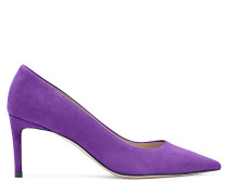 Die Leigh 70 Pumps - Hyacinth Purple