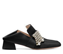 Die Irises Loafer - Black