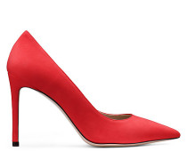 Die Leigh 95 Pumps - Followme Red