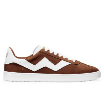 Der Daryl Sneaker - Walnut Brown
