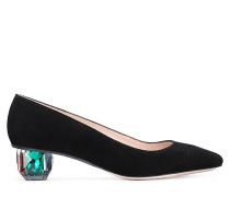 Der Comet-Pumps - Black