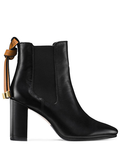 Die Huxley 85 Booties - Black