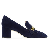 Der Frances60 Loafer - Navy Blue