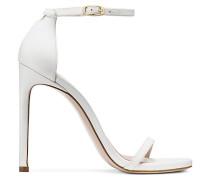 Die 115Nudisttraditional Sandale - White