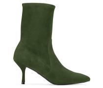 Der Yvonne 75 Bootie - Foglia Green