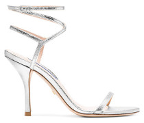 Die Merinda Sandale - Silver