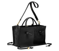 Die 5050 Shopping Tote Large - Black