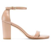 Die Nearlynude Sandale - Beige
