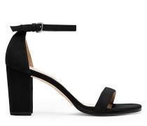 Die Nearlynude Sandale - Black