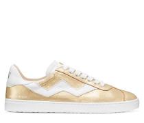 Der Daryl Sneaker - Gold