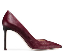 Die Ingrid 95 Pumps - Cabernet