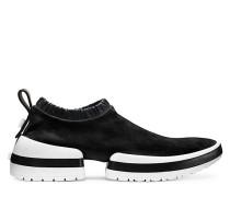 Der Sw-612 Sneaker - Black