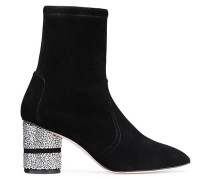 Der Flash 75 Bootie - Black