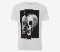 T-Shirt Torn Skull