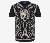 T-Shirt Treasure Skull
