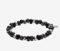 Armband mit Skull-Perlen