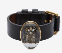 Armband mit Käfer und Harz