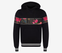 Sweatshirt Painted Rose