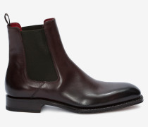 Gebürstete Chelsea Boots Goodyear in Antik-Optik