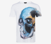 T-Shirt Painted Skull
