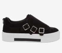 Sneakers mit 3 Schnallen