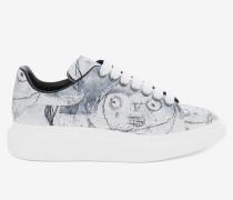 Oversize-Sneakers John Deakin