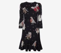 Minikleid mit gotischen Märchen-Motiven