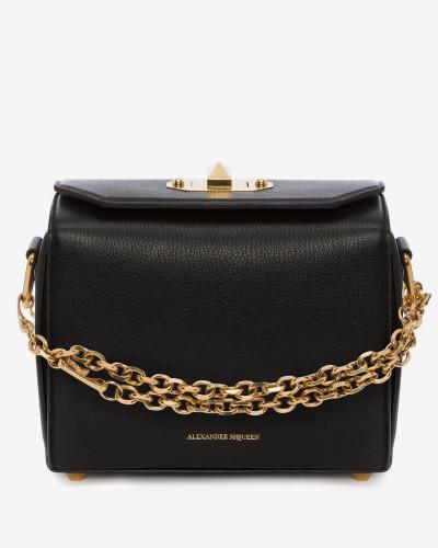 Alexander McQueen Damen Box Bag 19 Billig Verkauf Neueste Verkauf Perfekt Shop Für Verkauf CjTy2a