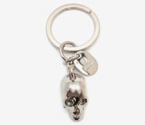 Schlüsselanhänger mit Skull-Anhänger