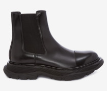 Chelsea Boots mit Profilsohle