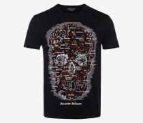 T-Shirt Map Skull