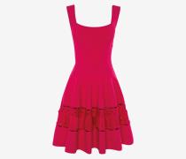Kleid aus Rippstrick