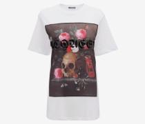 T-Shirt mit Stillleben