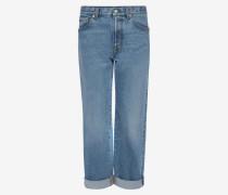 Jeanshose im Boyfriend-Stil