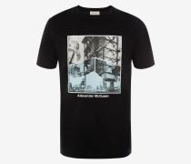 T-Shirt Industrial Scene