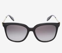 Sonnenbrille mit Skull