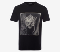 T-Shirt Crowned Skull