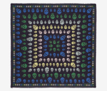 "Box Foulard ""Multiskull"""